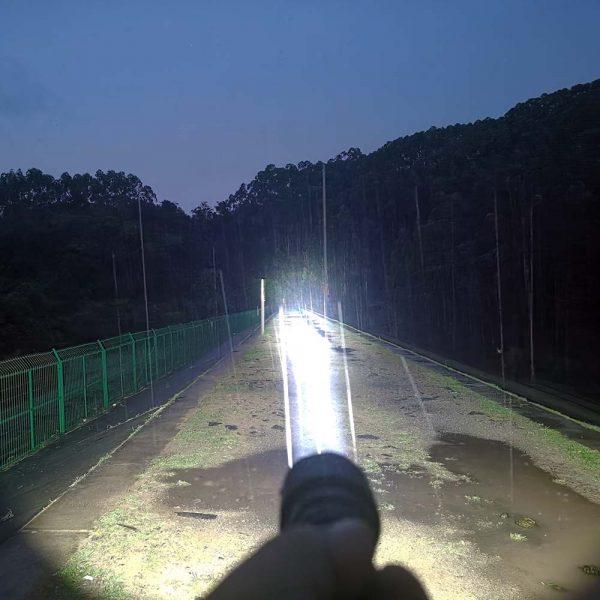 waterproof flashlight tactical, search and rescue flashlight, long range led flashlight