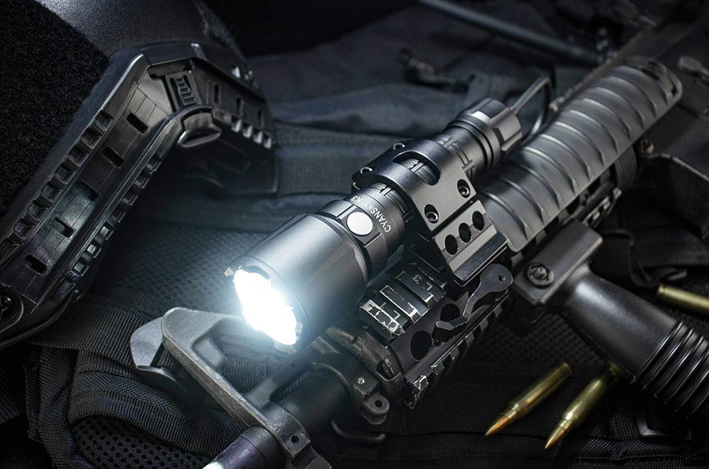 k3 on firearm